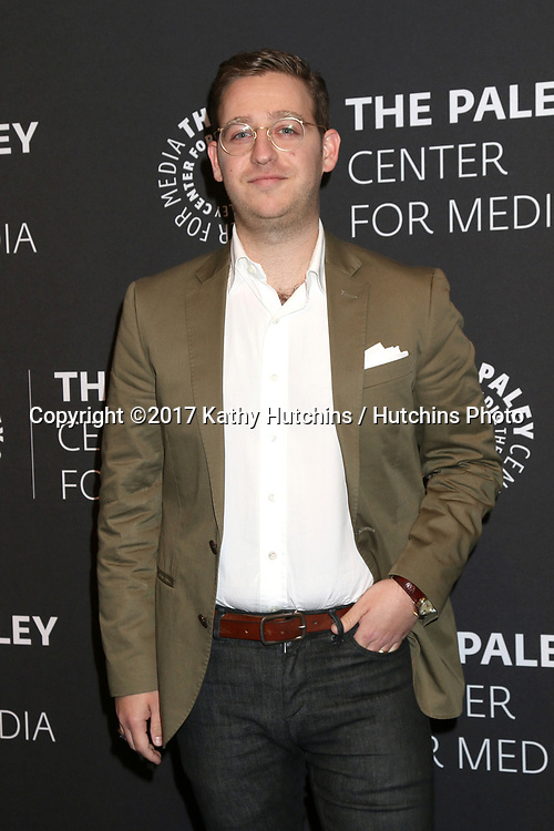 "LOS ANGELES - MAY 18:  Trevor Einhorn at the 2017 PaleyLive LA - ""Dirty Dancing: The New ABC Musical Event"" Premiere Screening And Conversation at the Paley Center for Media on May 18, 2017 in Beverly Hills, CA"
