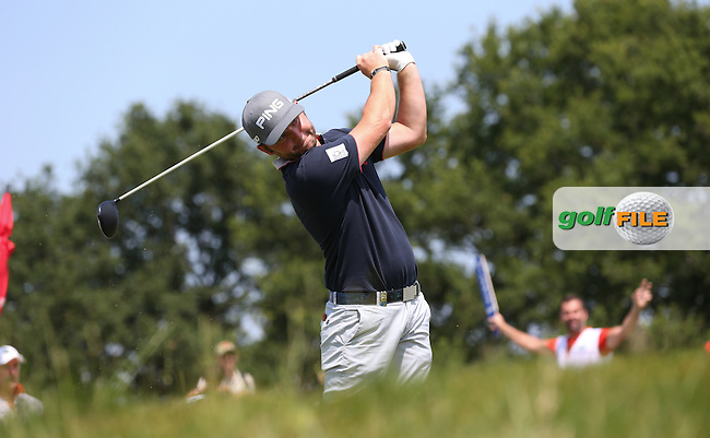 Andy Sullivan (ENG) during Round Three of the 2015 Alstom Open de France, played at Le Golf National, Saint-Quentin-En-Yvelines, Paris, France. /04/07/2015/. Picture: Golffile | David Lloyd<br /> <br /> All photos usage must carry mandatory copyright credit (&copy; Golffile | David Lloyd)