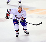 15 November 2008:  Montreal Canadiens' center and Team Captain Saku Koivu from Finland skates up ice against the Philadelphia Flyers in the first period at the Bell Centre in Montreal, Quebec, Canada.  The Canadiens, celebrating their 100th season, fell to the visiting Flyers 2-1. ***Editorial Sales Only***..Mandatory Photo Credit: Ed Wolfstein Photo *** Editorial Sales through Icon Sports Media *** www.iconsportsmedia.com