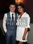 Jamie Kelly and Orla Stafford at The Newtown Blues dinner dance in the Westcourt Hotel. Photo:Colin Bell/pressphotos.ie