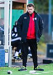 Solna 2015-10-11 Fotboll Damallsvenskan AIK - FC Roseng&aring;rd :  <br /> Roseng&aring;rds huvudtr&auml;nare tr&auml;nare Jack Majgaard Jensen under matchen mellan AIK och FC Roseng&aring;rd <br /> (Foto: Kenta J&ouml;nsson) Nyckelord:  Damallsvenskan Allsvenskan Dam Damer Damfotboll Skytteholm Skytteholms IP AIK Gnaget  FC Roseng&aring;rd tr&auml;nare manager coach portr&auml;tt portrait depp besviken besvikelse sorg ledsen deppig nedst&auml;md uppgiven sad disappointment disappointed dejected