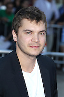 Emile Hirsch at the Premiere of Universal Pictures' 'Savages' at Westwood Village on June 25, 2012 in Los Angeles, California. © mpi21/MediaPunch Inc. /*NORTEPHOTO.COM*<br />