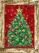 Dona Gelsinger, CHRISTMAS SYMBOLS, paintings+++++,USGE1433,#xx#