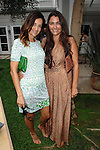 Nina Takesh, Natalie Martin==<br /> LAXART 5th Annual Garden Party Presented by Tory Burch==<br /> Private Residence, Beverly Hills, CA==<br /> August 3, 2014==<br /> &copy;LAXART==<br /> Photo: DAVID CROTTY/Laxart.com==