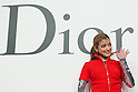 Rola, Jun 16, 2015 : Tokyo, Japan - Model Rola attends a photocall for the Christian Dior 2015-16 Ready to Wear collection in Tokyo, Japan. (Photo by AFLO)