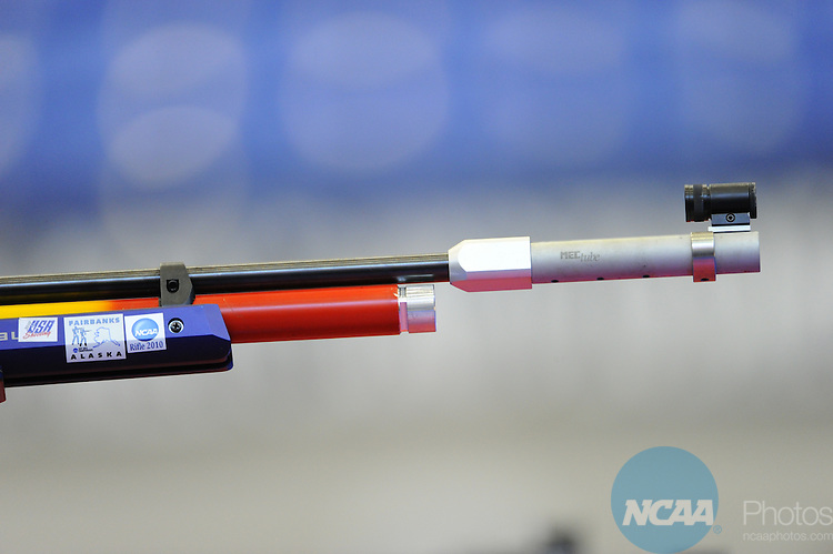 12 MAR 2011: The Division I Rifle Championship held at the Frank G. Lumpkin Jr. Center on the Columbus State University campus in Columbus, GA. Cliff Williams/NCAA Photos