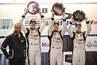 #54 CORE AUTOSPORT ORECA FLM09 CHEVROLET JON BENNETT (USA) COLIN BRAUN (USA) JAMES GUE (USA) WINNER PC
