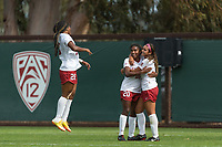 Stanford Soccer W vs USC, September 30, 2018