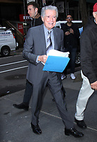APR 05 Regis Philbin seen In New York City