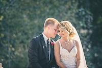 Benjamin and Courtney Wedding