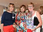 Muriel Carroll, Carmel Brannigan and Mary Smith at the Sacred Heart school class of 1978 40th anniversary reunion in The Boyne Valley hotel. Photo:Colin Bell/pressphotos.ie