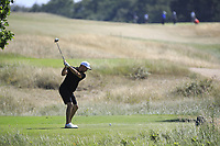 Shae Wools-Cobb (AUS) during the third round of the European Amateur Championship played at the Royal Hague Golf and Country Club, The Hague, Netherlands. 29/06/2018<br /> Picture: Golffile | Phil Inglis<br /> <br /> All photo usage must carry mandatory copyright credit (&copy; Golffile | Phil Inglis)