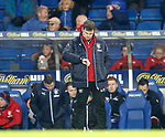 Dejection from Graeme Murty on the full time whistle