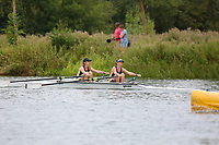 Race: 115  W.2x (Band 2)  Rep 1<br /> <br /> Peterborough Summer Regatta 2018 - Sunday<br /> <br /> To purchase this photo, or to see pricing information for Prints and Downloads, click the blue 'Add to Cart' button at the top-right of the page.