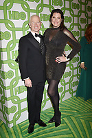 BEVERLY HILLS, CA - JANUARY 06: Neal McDonough (L) and Ruve McDonough attend HBO's Official Golden Globe Awards After Party at Circa 55 Restaurant at the Beverly Hilton Hotel on January 6, 2019 in Beverly Hills, California.<br /> CAP/ROT/TM<br /> ©TM/ROT/Capital Pictures