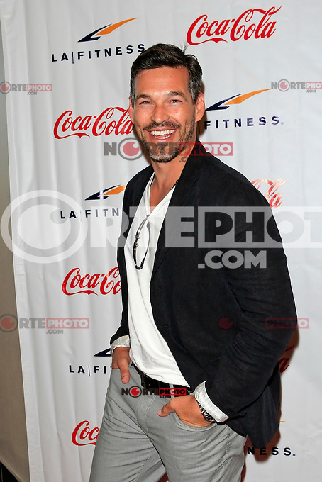 Eddie Cibrian at the Grand Opening Celebrity VIP Reception of the FIRST SIGNATURE LA FITNESS CLUB, Woodland Hills, Los Angeles, California, 02.06.2012...Credit: Martin Smith/face to face /MediaPunch Inc. ***FOR USA ONLY***