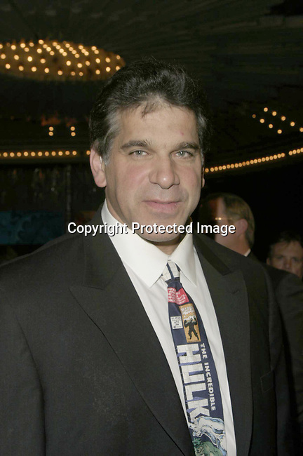 Lou Ferrigno<br />