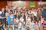 Marian Houlihan and Patrick O'Driscoll celebrated the christening of  Baby Robyn Katie  with family and friends in The Mermaids Restaurant Listowel on Sunday...   Copyright Kerry's Eye 2008