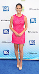 SANTA MONICA, CA - AUGUST 19: Olivia Munn arrives at the 2012 Do Something Awards at Barker Hangar on August 19, 2012 in Santa Monica, California.