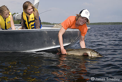 Fishing Northern Pike