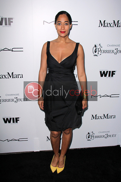 Tracee Ellis Ross<br /> at the Sixth Annual Women In Film Pre-Oscar Coctail Party, Fig &amp; Olive, Los Angeles, CA 02-22-12<br /> David Edwards/DailyCeleb.com 818-249-4998