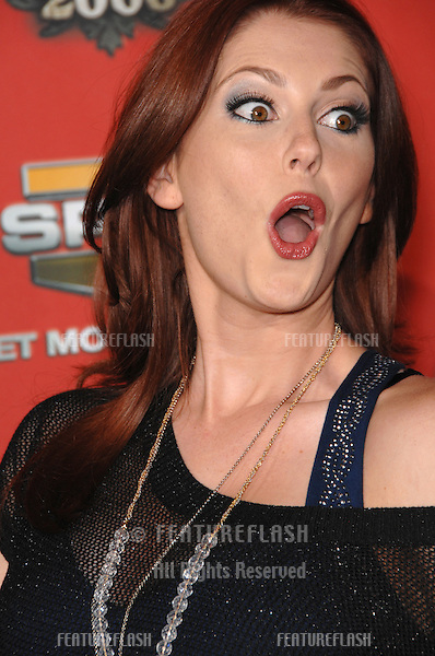 DIORA BAIRD at the Spike TV Scream Awards 2006 at the Pantages Theatre, Hollywood..October 7, 2006  Los Angeles, CA.Picture: Paul Smith / Featureflash