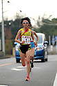 Sakiko Matsumi (Dai-Ichi Life), NOVEMBER 3, 2011 - Ekiden : East Japan Industrial Women's Ekiden Race at Saitama, Japan. (Photo by Toshihiro Kitagawa/AFLO)