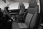 Front seat view of 2016 Toyota Tundra SR-Crew 4 Door Pickup Front Seat  car photos