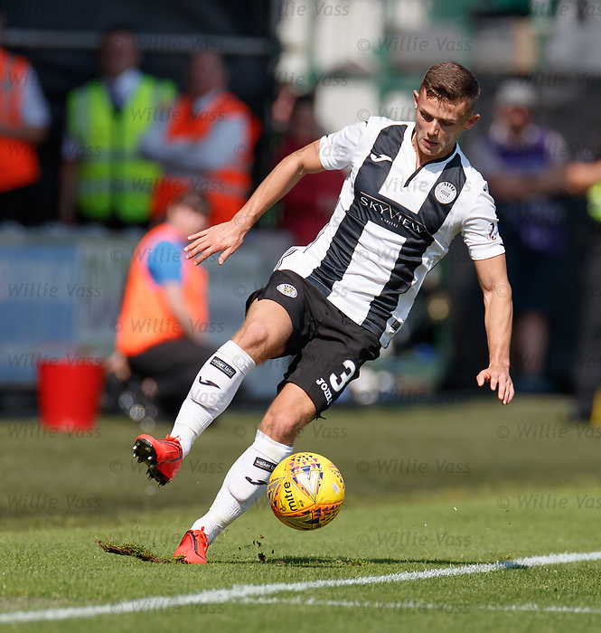 Calum Waters, St Mirren
