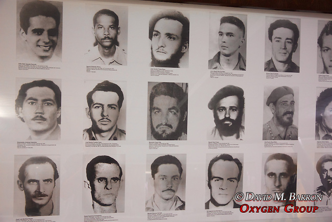 Soldiers Lost During The Bay Of Pigs,  Invasion Museum, Giron Museum, (1961)