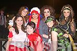 HALLOWEEN: Enjoying the at the Banna hotel Halloween Party on Saturday front l-r: Sarah Desmond, Megan O'Carroll and Aine O'Halloran. Back l-r: Karen Desmond, Caroline Boyle, Claire O'Halloran and Tammy Curtin.