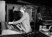 MICHAEL BODDICKER, RECORDING STUDIO, 1980, NEIL ZLOZOWER