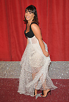 Jessica Fox at the British Soap Awards 2019, The Lowry Theatre, Pier 8, The Quays, Media City, Salford, Manchester, England, UK, on Saturday 01st June 2019.<br /> CAP/CAN<br /> ©CAN/Capital Pictures