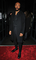Arinze Kene at the &quot;Girl From The North Country&quot; press night, Noel Coward Theatre, St Martin's Lane, London, England, UK, on Thursday 11 January 2018.<br /> CAP/CAN<br /> &copy;CAN/Capital Pictures