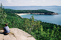 Acadia - Gorham Mountain and Sand Beach