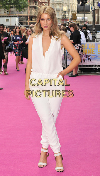 LONDON, ENGLAND - JUNE 11: Olivia Newman-Young attends the &quot;Walking On Sunshine&quot; world film premiere, Vue West End cinema, Leicester Square, on Wednesday June 11, 2014 in London, England, UK.<br /> CAP/CAN<br /> &copy;Can Nguyen/Capital Pictures