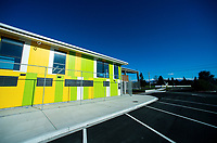 Columbo Road Sports Centre in Masterton, New Zealand on Thursday, 9 August 2018. Photo: Dave Lintott / lintottphoto.co.nz