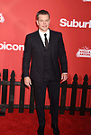 WESTWOOD, CA - OCTOBER 22: Actor Matt Damon arrives at the Premiere Of Paramount Pictures' 'Suburbicon' at Regency Village Theatre on October 22, 2017 in Westwood, California.