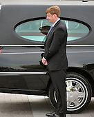 "Washington, DC - August 29, 2009 -- U.S. Representative Patrick Kennedy (Democrat of Rhode Island) stands next to the hearse carrying the body of his Dad, of the body of former U.S. Senator Edward M. ""Ted"" Kennedy (Democrat of Massachusetts) at the U.S. Capitol on Saturday, August 29, 2009..Credit: Ron Sachs / CNP.(RESTRICTION: NO New York or New Jersey Newspapers or newspapers within a 75 mile radius of New York City)"