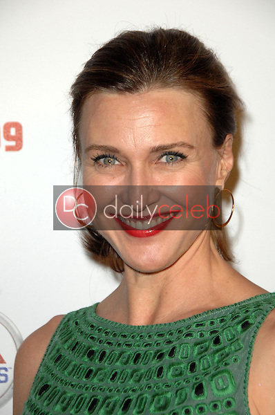 Brenda Strong<br />at the Launch Party for NBA Live 09. Beso, Hollywood, CA. 09-26-08<br />Dave Edwards/DailyCeleb.com 818-249-4998