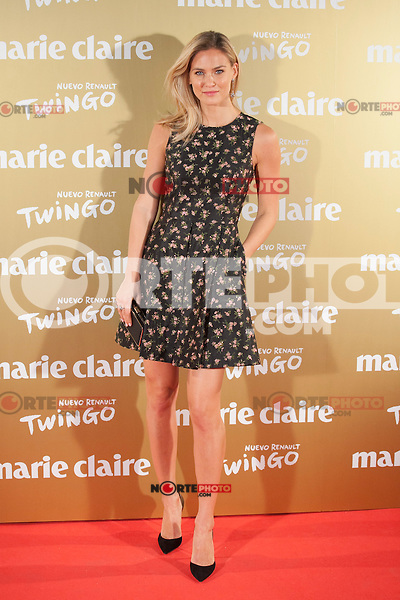 Bar Rafaeli attends Marie Claire´s XII Fashion Prix ceremony in Madrid, Spain. November 19, 2014. (ALTERPHOTOS/Victor Blanco)
