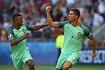 220616 Hungary v Portugal Euro 2016