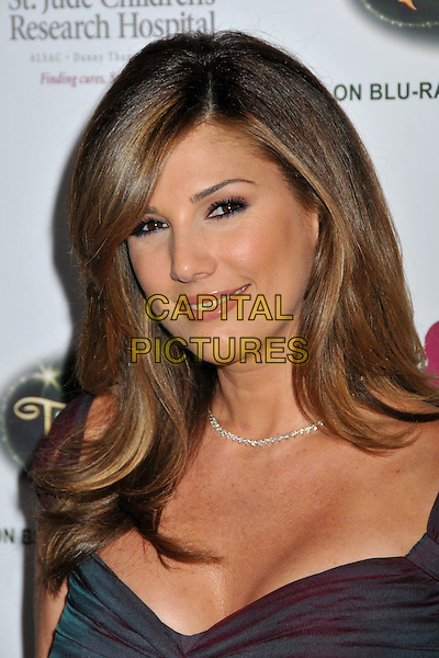 "DAISY FUENTES .5th Annual ""Runway For Life"" Benefiting St. Jude Children's Research Hospital at the Beverly Hilton Hotel, Beverly Hills, California, USA, 11 October 2008. .portrait headshot necklace .CAP/ADM/BP.©Byron Purvis/Admedia/Capital PIctures"