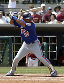 March 26, 2004:  Orlando Cabrera of the Montreal Expos (Washington Nationals) organization during Spring Training at Osceola County Stadium in Kissimmee, FL.  Photo copyright Mike Janes/Four Seam Images