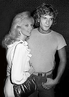 Morgan Fairchild Rex Smith 1977<br /> Photo By John Barrett/PHOTOlink