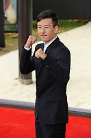 LONDON, ENGLAND - JULY 13: Barry Keoghan attending the World Premiere of 'Dunkirk' at Odeon Cinema, Leicester Square on July 13, 2017 in London, England.<br /> CAP/MAR<br /> &copy;MAR/Capital Pictures /MediaPunch ***NORTH AND SOUTH AMERICAS ONLY***