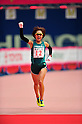 Yoko Shibui (JPN),.MARCH 11, 2011 - Marathon : Nagoya Women's Marathon 2012 Start & Goal at Nagoya Dome, Aichi, Japan. (Photo by Jun Tsukida/AFLO SPORT)[0003].