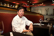 January 14, 2009. Raleigh, NC..David Mao, chef of Duck and Dumpling in Raleigh.