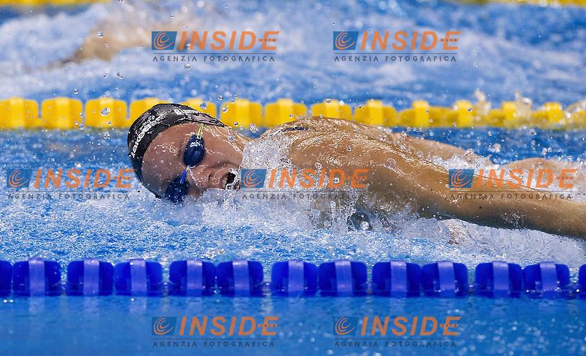Shanghai , China (CHN) 16-31 July 2001.XIV FINA Swimming World Championships.day 15.Swimming.Heats..Ilaria Bianchi Italia.Photo Insidefoto / Giorgio Scala