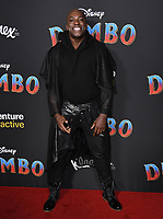 11 March 2019 - Hollywood, California - DeObia Oparei. &quot;Dumbo&quot; Los Angeles Premiere held at Ray Dolby Ballroom. Photo <br /> CAP/ADM/BT<br /> &copy;BT/ADM/Capital Pictures
